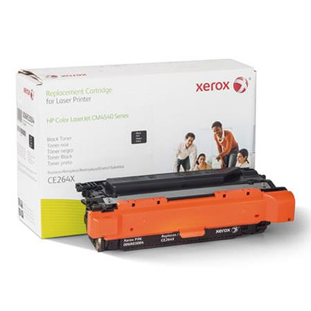 Xerox Premium Replacement Black High Capacity Toner Cartridge for HP 646X (CE264X)
