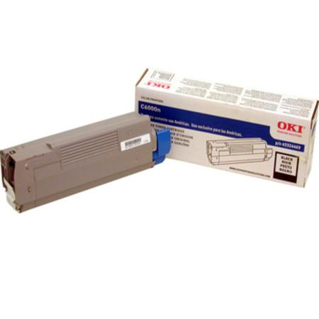 OKI 43324469 Black Original Toner Cartridge