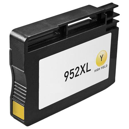 HP 952XL (L0S67AN) Yellow Remanufactured High Capacity Ink Cartridge