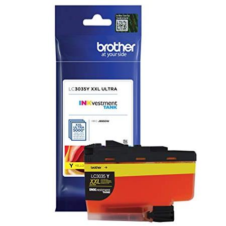 Brother LC3035Y Yellow Original Ultra High Capacity Ink Cartridge