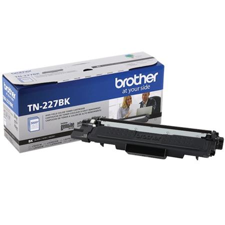 Brother TN227BK Black Original High Capacity Toner Cartridge