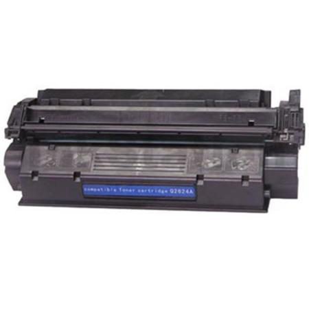 HP 24A (Q2624A) Black Remanufactured Micr Toner Cartridge