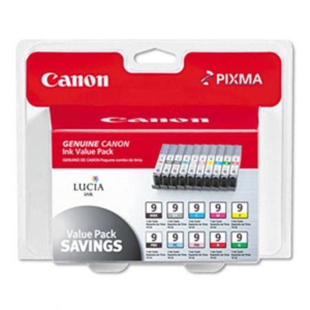 Canon PGI-9 Original Ink Cartridge Combo Pack 10-Pack