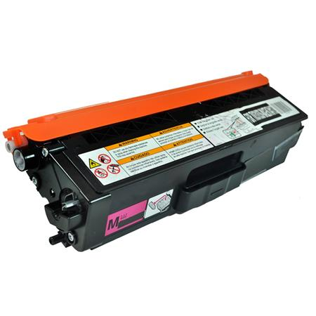 Brother TN331M Magenta Remanufactured Standard Capacity Toner Cartridge