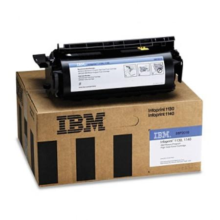 IBM 28P2010 Black Original High Yield  Laser Toner Cartridge (Return Prog.)