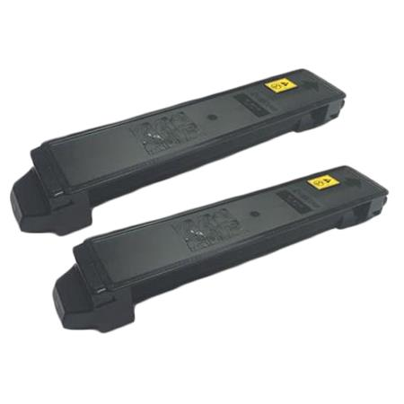 Clickinks TK-6117 Black Remanufactured Toner Cartridge Twin Pack