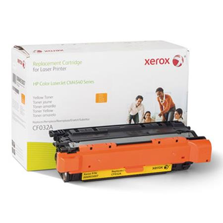 Xerox Premium Replacement Yellow Standard Capacity Toner Cartridge for HP 646A (CF032A)