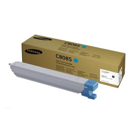 Samsung MLT-C808S Original Cyan Toner Cartridge