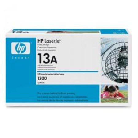 HP LaserJet 13A (Q2613A) Black Original Standard Capacity Print Cartridge with Smart Printing Technology