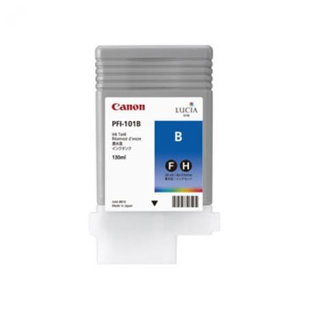 Canon PFI-101B Original Blue Ink Cartridge