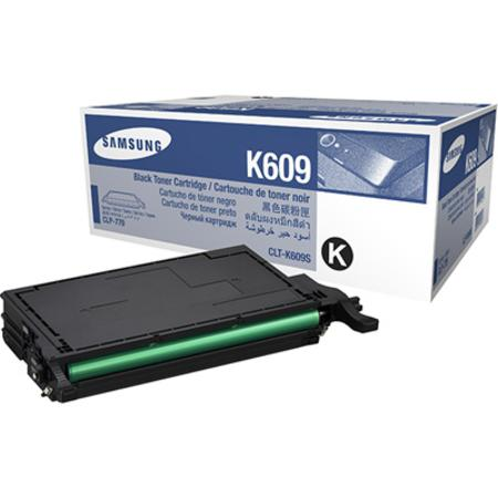 Samsung CLT-K609S Black Original High Yield Toner Cartridge