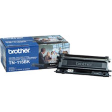 Brother TN115BK Original Black High Capacity Laser Toner Cartridge