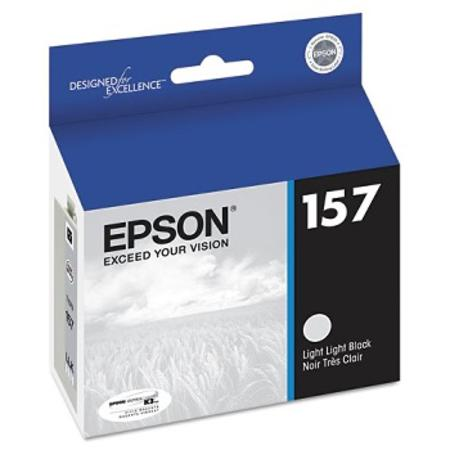 Epson T157920 Original UltraChrome K3 Ink Light Light Black Cartridge