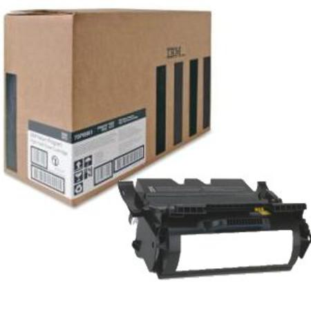 IBM 75P6961 Original Black High Yield Return Program Laser Toner Cartridge