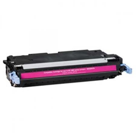 Compatible Magenta Canon CRG-111M Toner Cartridge (Replaces Canon 1658B001AA)