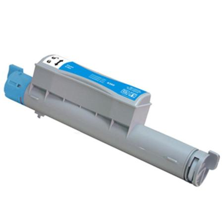 Compatible Cyan Xerox 106R01218 High Yield Toner Cartridge