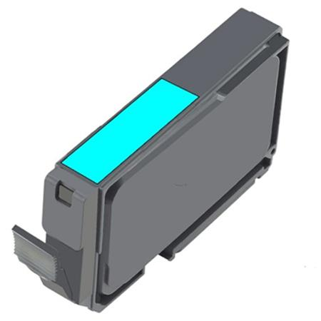 Compatible Cyan Canon PGI-9C Ink Cartridge (Replaces Canon 1035B002)