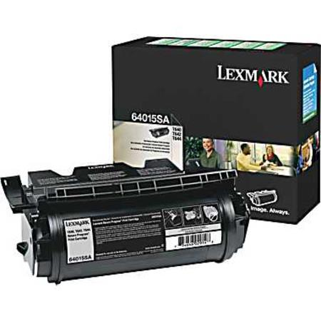 Lexmark 64015SA Original Black Laser Toner Cartridge