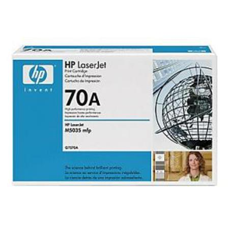 HP LaserJet 70A (Q7570A) Original Black Toner Cartridge