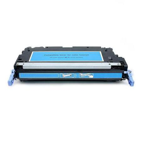 Compatible Cyan HP 502A Toner Cartridge (Replaces HP Q6471A)