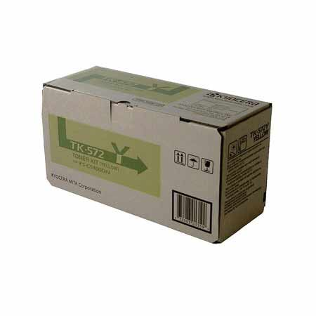 Kyocera-Mita IT02HGAUS0 (TK-572Y) Yellow Original Toner Cartridge