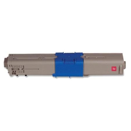 Compatible Magenta Oki 44469702 Standard Yield Toner Cartridge