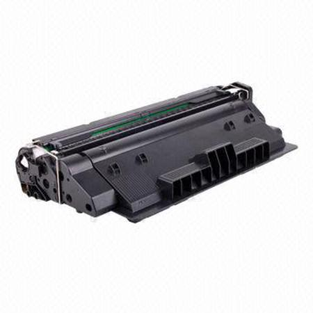 HP 14A Black Remanufactured Standard Capacity Toner Cartridge (CF214A)