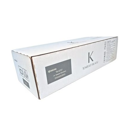 Kyocera TK-6727 Black Original Toner Cartridge