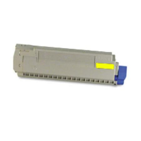 OKI 44059213 Yellow Remanufactured Toner Cartridge