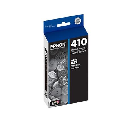 Epson 410 (T410120) Photo Black Original Claria Premium Standard Capacity Ink Cartridge