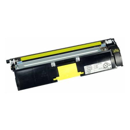 Konica-Minolta 1710587-005 Yellow Remanufactured Toner Cartridge