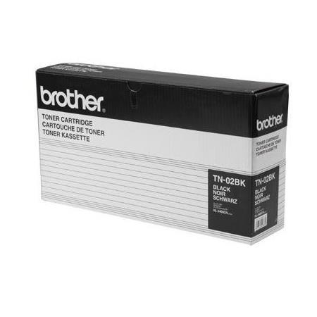 Brother TN02BK Original Black Laser Toner