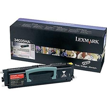 Lexmark 34035HA Original Black High Yield Laser Toner Cartridge