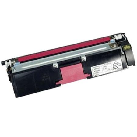 Konica-Minolta 1710587-006 Magenta Remanufactured Toner Cartridge