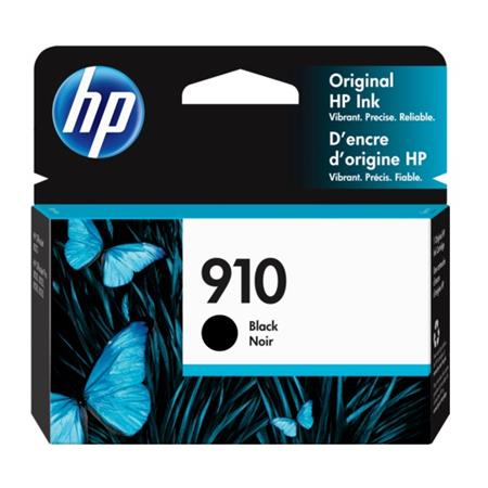 HP 910 (3YL61AN) Black Original Standard Capacity Ink Cartridge