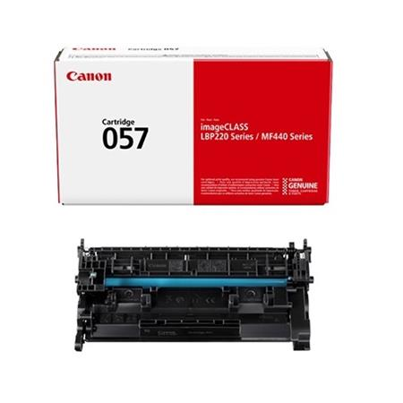 Canon 057 (3009C001) Black Original Standard Capacity Toner Cartridge