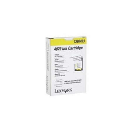 Lexmark 1380493 Yellow Original Cartridge