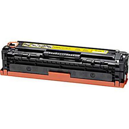 Canon 131 Yellow Original Toner Cartridge