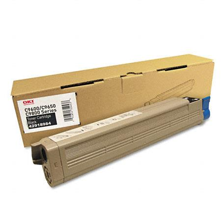 OKI 42918984 Black Original Toner Cartridge