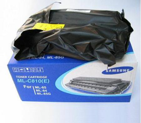 Samsung ML-C810 Original Black Toner Cartridge