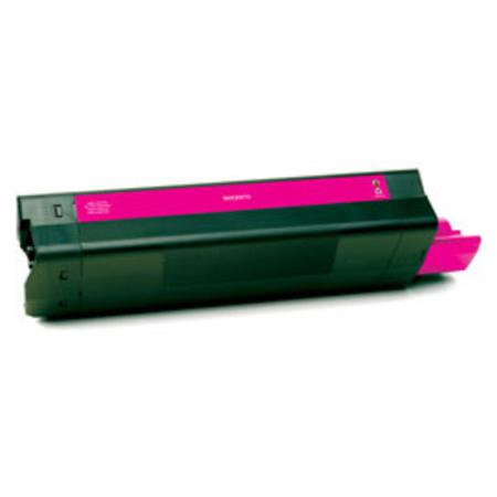 OKI 42127402 Magenta Remanufactured Toner Cartridge