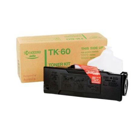 Kyocera TK-60 Original Black Laser Toner Cartridge