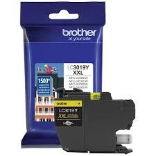 Brother LC3019Y Yellow Original Super High Capacity Ink Cartridge