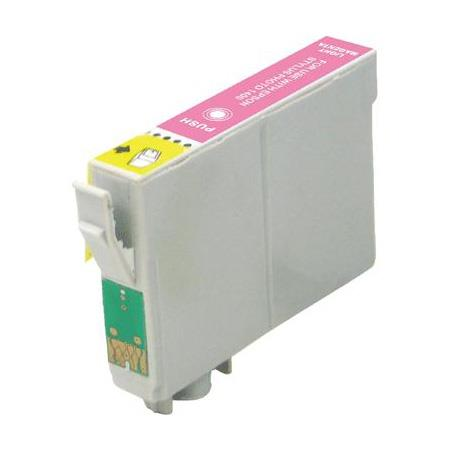 Epson T0966 (T096620) Remanufactured Light Magenta Ink Cartridge