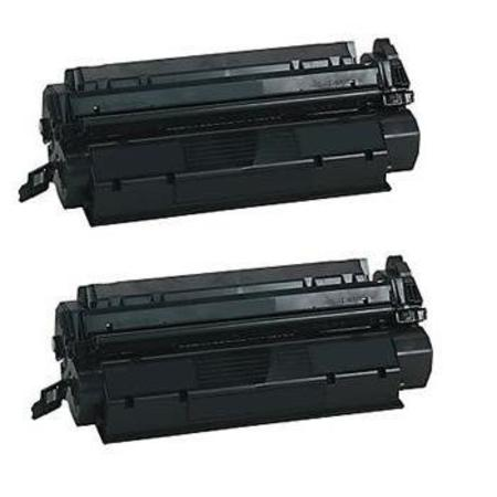 S35 Black Remanufactured Toner Cartridges Twin Pack