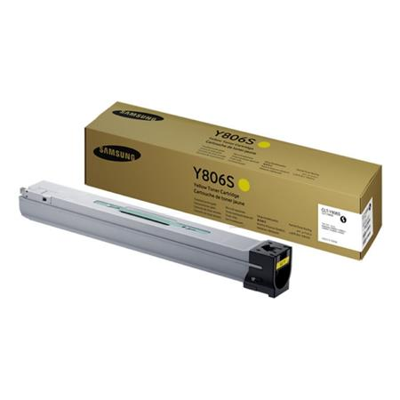 Samsung MLT-Y806S Original Yellow Toner Cartridge