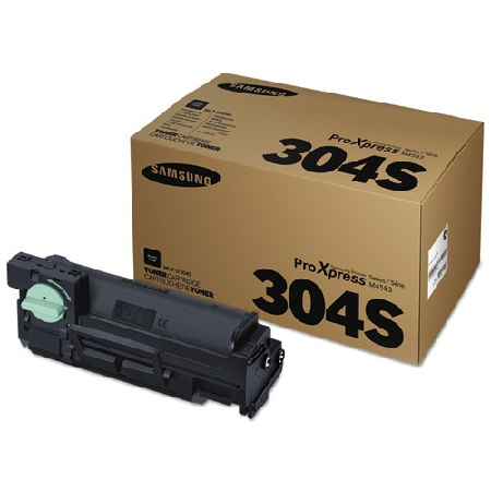 Samsung MLT-D304S Black Original Toner Cartridge