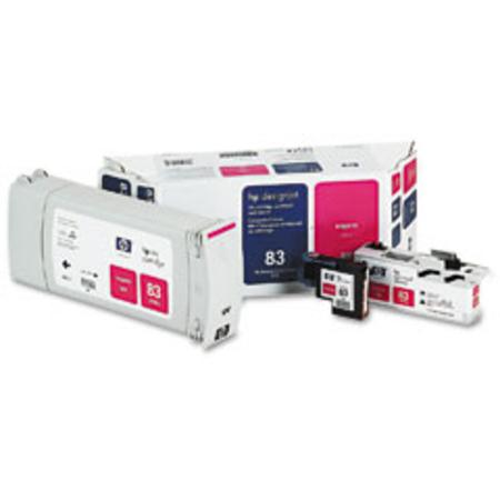 HP 83 Original Magenta UV Value Pack (C5002A)