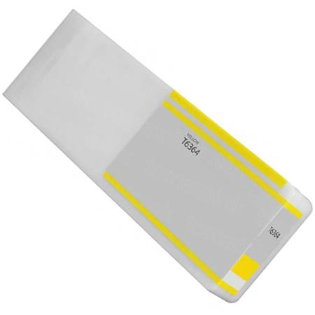 Compatible Yellow Epson T6364 Ink Cartridge (Replaces Epson T636400)