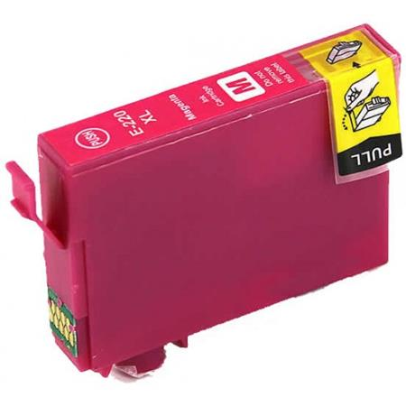 Epson 220XL Magenta Remanufacured High Capacity Ink Cartridge (T220XL320)